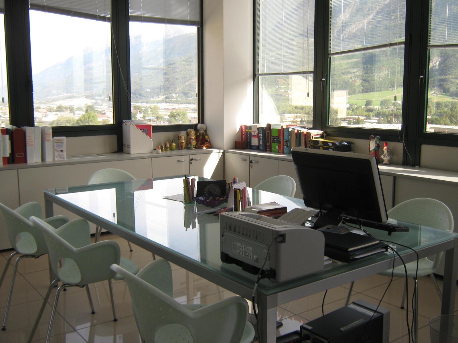 TTS Aosta - aule studio