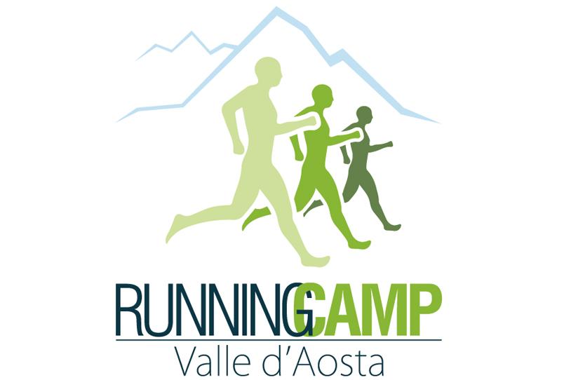 Logo Running Camp Valle d'Aosta