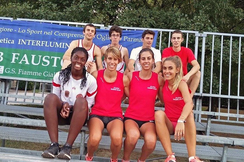 MEETING DI ATLETICA SANDRO CALVESI 2017