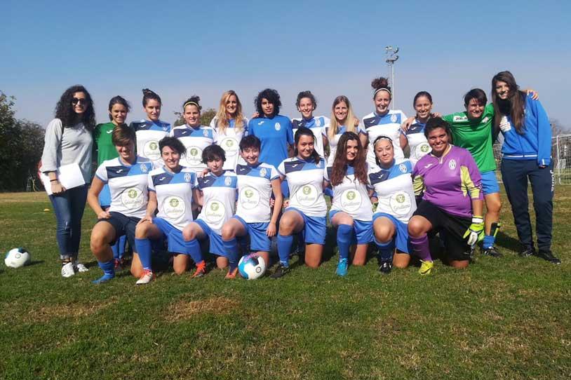 TTS Aosta sponsor ufficiale della nuova squadra rosa del calcio femminile Saint-Vincent-Châtillon, rinata tre anni dopo l'addio delle Violette