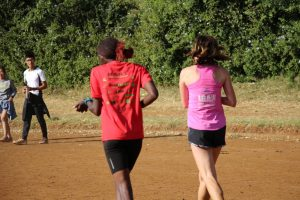 Chiara Raso - THE HEART OF KENYAN RUNNING - LO STAFF ITALIA KENYA