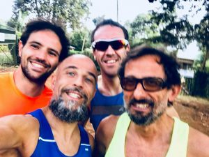 Ignazio Antonacci - THE HEART OF KENYAN RUNNING - LO STAFF ITALIA KENYA - TTS Aosta